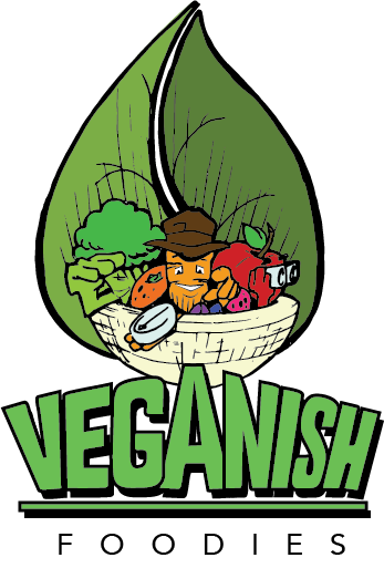 Veganish Foodies Logo